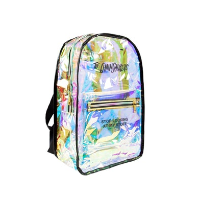 The Chainsmokers Large Iridescent Backpack