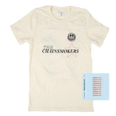 The Chainsmokers Tour Tee + Digital Album