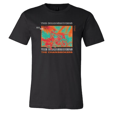 The Chainsmokers Motorcycle Tee