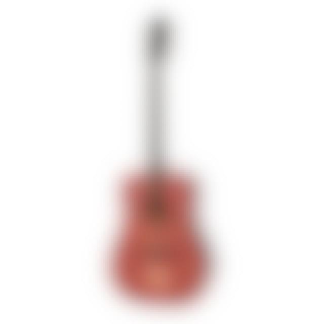 Aaron Watson Red Bandana Guitar - Autographed