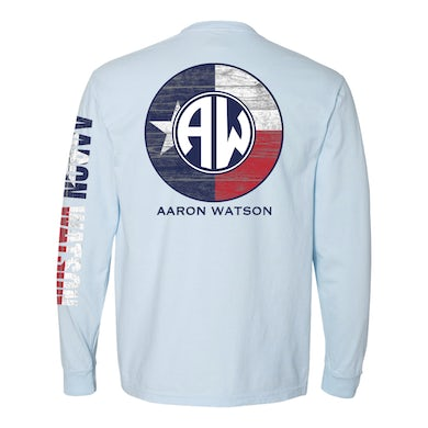 Aaron Watson Pocket Long Sleeve
