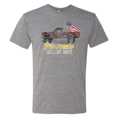 Aaron Watson Silverado Saturday Night Tee