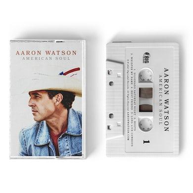 Aaron Watson American Soul Cassette