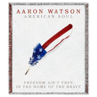 Aaron Watson American Soul Blanket