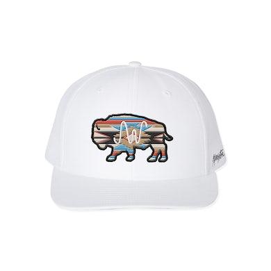 Aaron Watson White Bison Hat