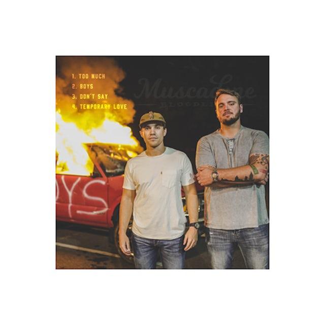 Muscadine Bloodline - Boys EP (AUTOGRAPHED)