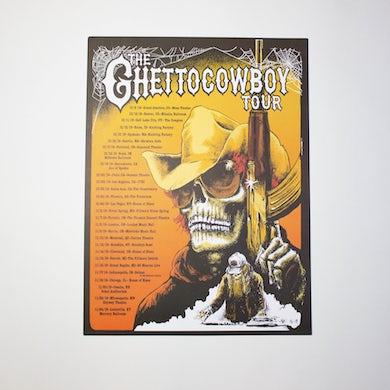Ghetto Cowboy Poster