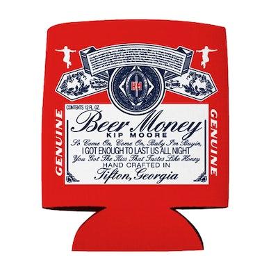Kip Moore Beer Money Koozie
