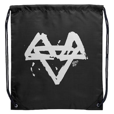 Neffex Logo Drawstring Bag