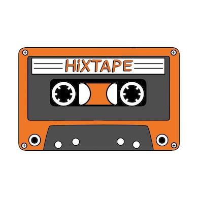 HiXTAPE Tape Sticker