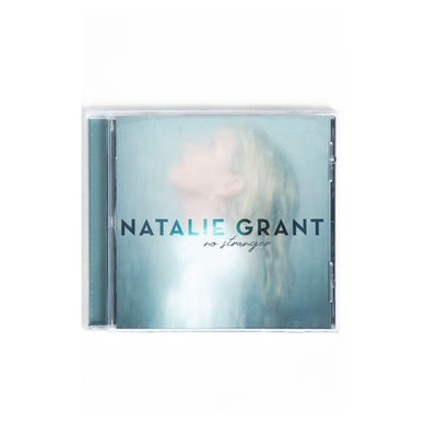 Natalie Grant No Stranger CD (2020)