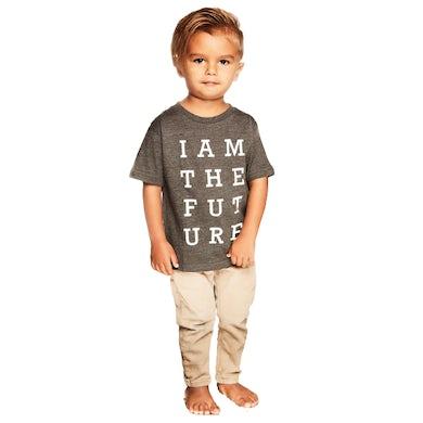 Natalie Grant I Am The Future Grey Kids T-Shirt
