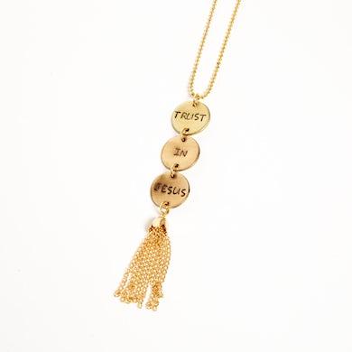 Natalie Grant Trust In Jesus Necklace