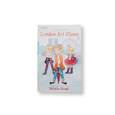 Natalie Grant Glimmer Girls - London Art Chase
