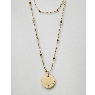 Natalie Grant Peace Necklace