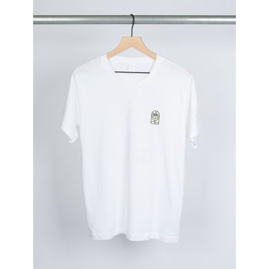 NEEDTOBREATHE White Socrates Quote Band T-Shirt