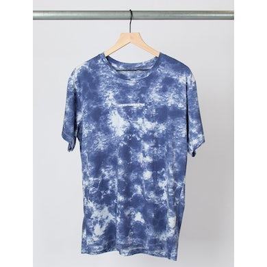 NEEDTOBREATHE Blue Tie Dye Tee