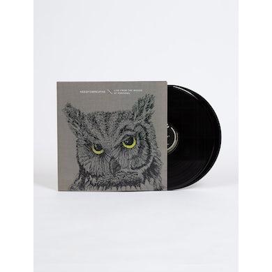 NEEDTOBREATHE Live from the Woods - Black Vinyl