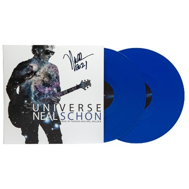 Limited Edition Signed Universe LP (Vinyl)
