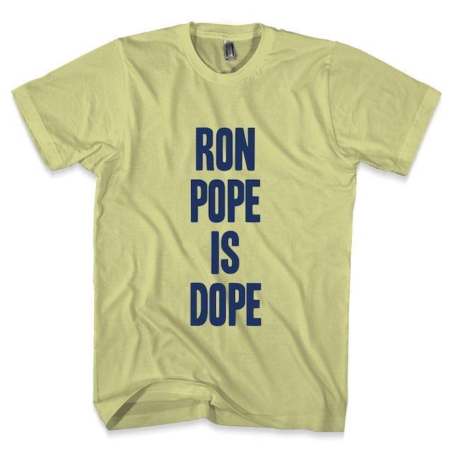 Ron Pope is Dope Cream Tee