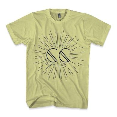 Canyon City Firework Cream T-shirt