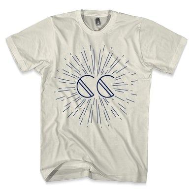 Canyon City Firework Blue T-shirt