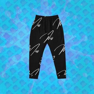 Mason Patterson  Black Mas Signature Pants