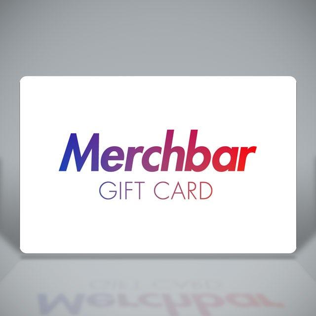 Merchbar Gift Cards The Original Merchbar Gift Card