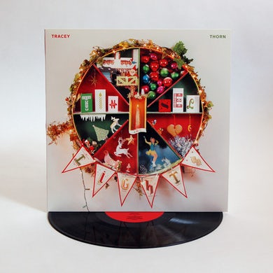 Tracey Thorn TINSEL AND LIGHT Vinyl Record