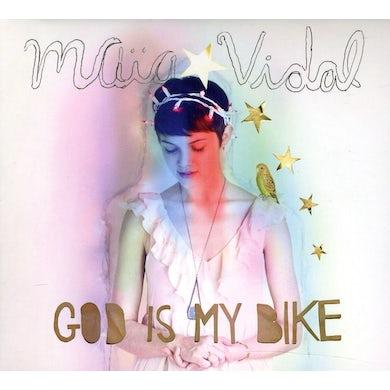 GOD IS MY BIKE CD