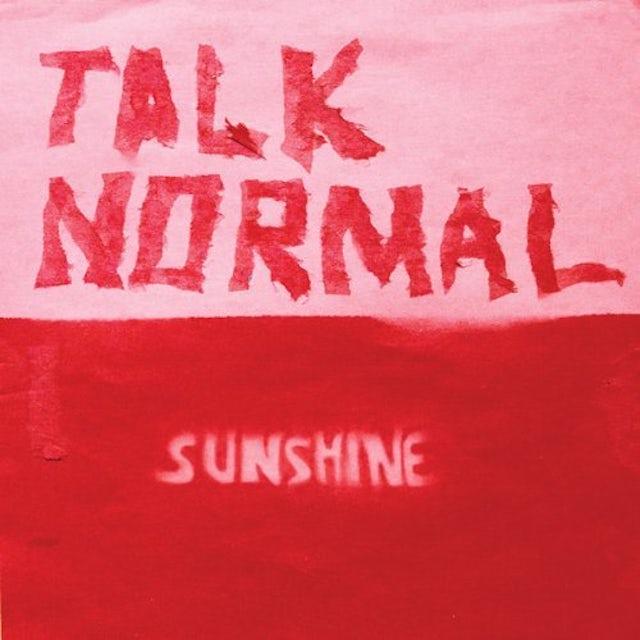 Talk Normal SUNSHINE CD
