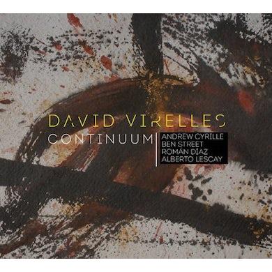 CONTINUUM Vinyl Record