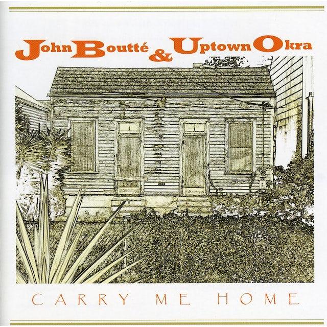 John Boutte UPTOWN OKRA CD
