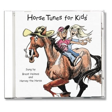 Brent Holmes HORSE TUNES FOR KIDS CD