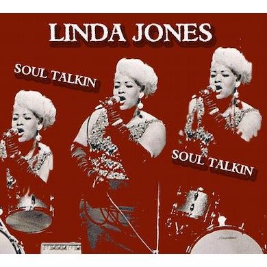 Linda Jones SOUL TALKIN CD