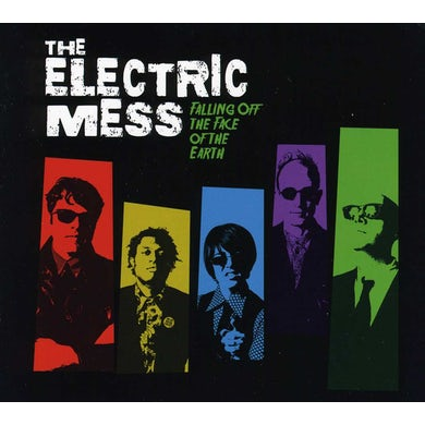 ELECTRIC MESS FALLING OFF THE FACE OF THE EARTH CD