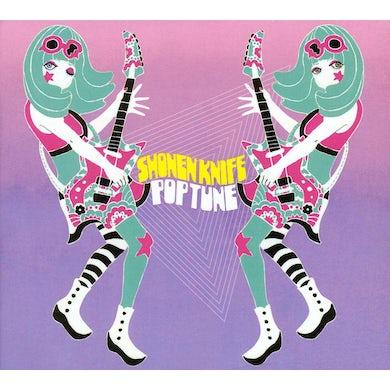 Shonen Knife POP TUNE CD