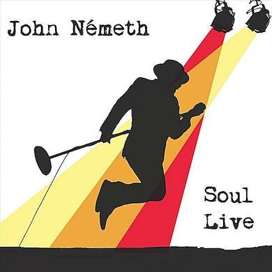 John Nemeth SOUL LIVE CD