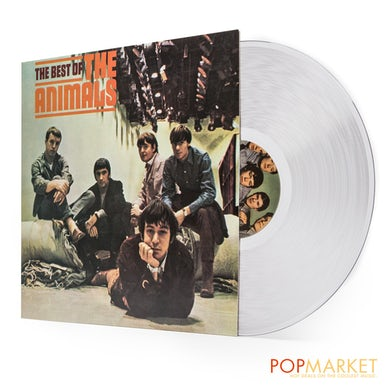 BEST OF THE ANIMALS Vinyl Record