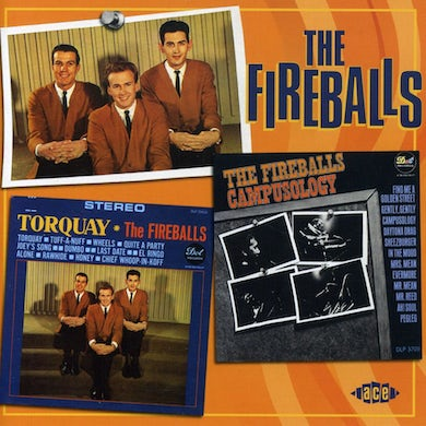 Fireballs BEST OF: ORIGINAL CD