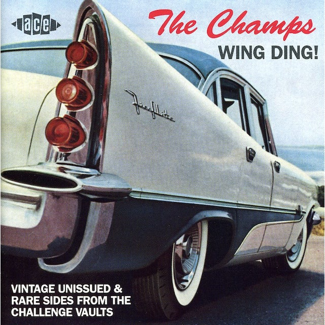 Champs WING DING CD