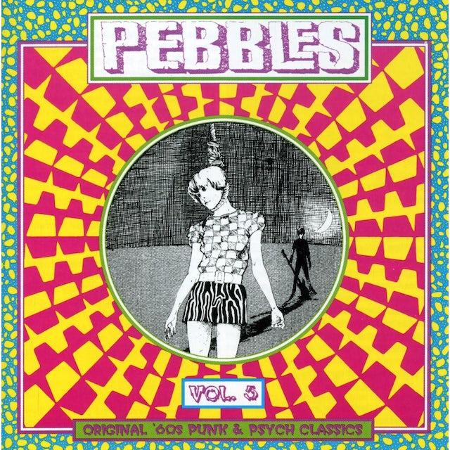 Pebbles 5 / Various CD
