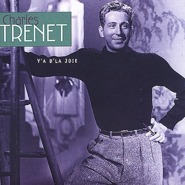 Charles Trenet LL Y'A D'LA JOIE CD
