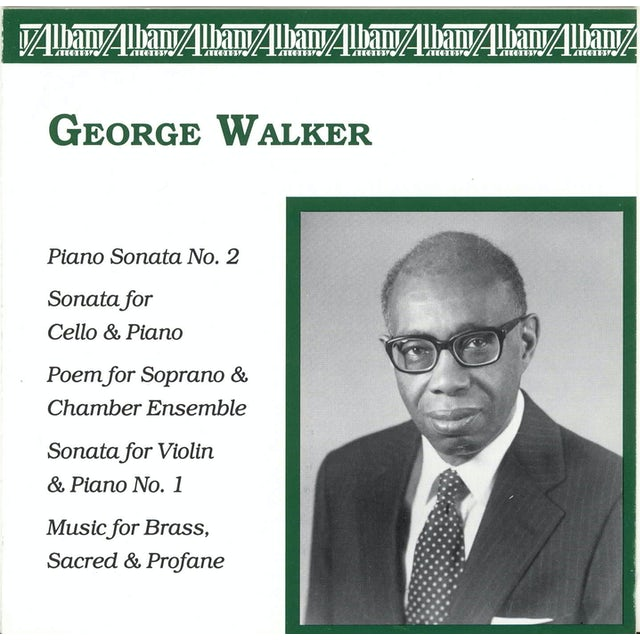 Walker CHAMBER WORKS CD