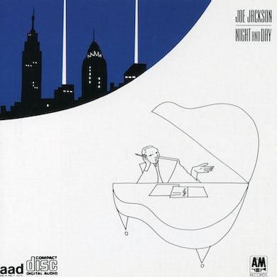 Joe Jackson NIGHT & DAY CD