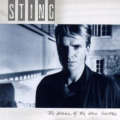 Sting DREAM OF THE BLUE TURTLES CD