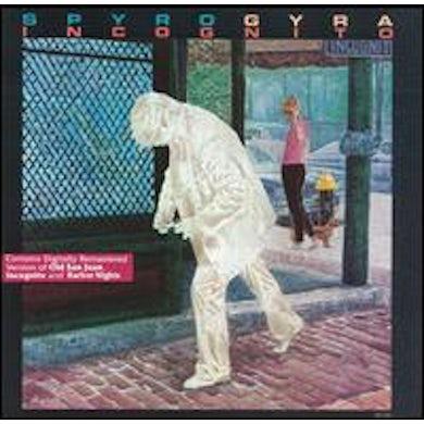 Spyro Gyra INCOGNITO CD
