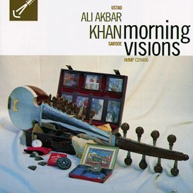 Ustad Ali Akbar Khan MORNING VISIONS CD