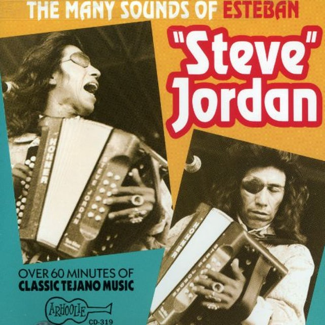 MANY SOUNDS OF STEVE JORDAN CD