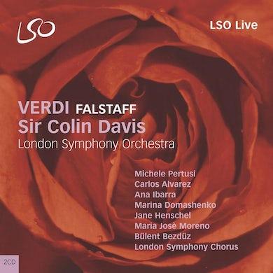 VERDI / TOSCANINI / VIENNA PHILHARMONIC FALSTAFF CD